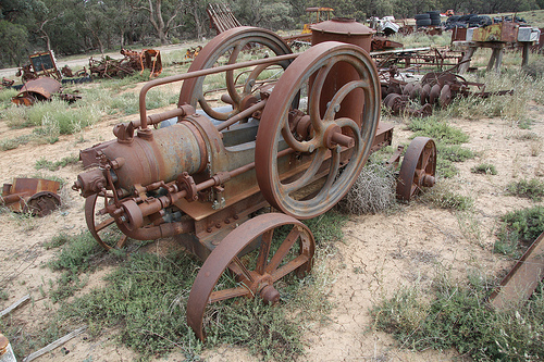 Stationary engine archives biting the dust for Stationary motors for sale